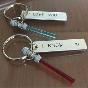 Accessories - ** NEW ** Star Wars Keychain